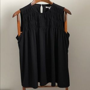 SUNG by Alfred Sung - Blouse style tank top!